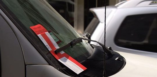 Mayor Lightfoot Proposes Changes To City's Parking Ticket
